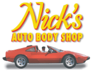 Nick's Auto Body Ltd. - logo